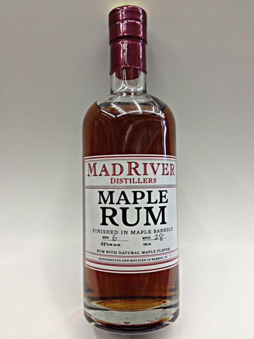 Mad River Maple Rum