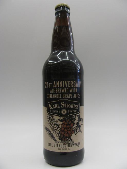 Karl Strauss Anniversary 21st