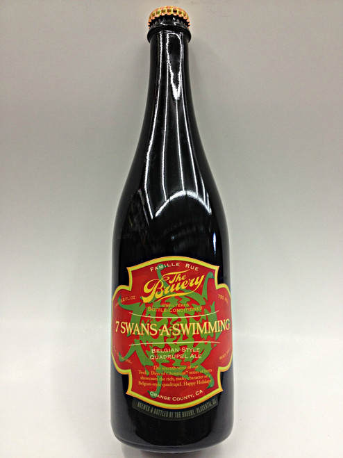 The Bruery 7 Swans A Swimming