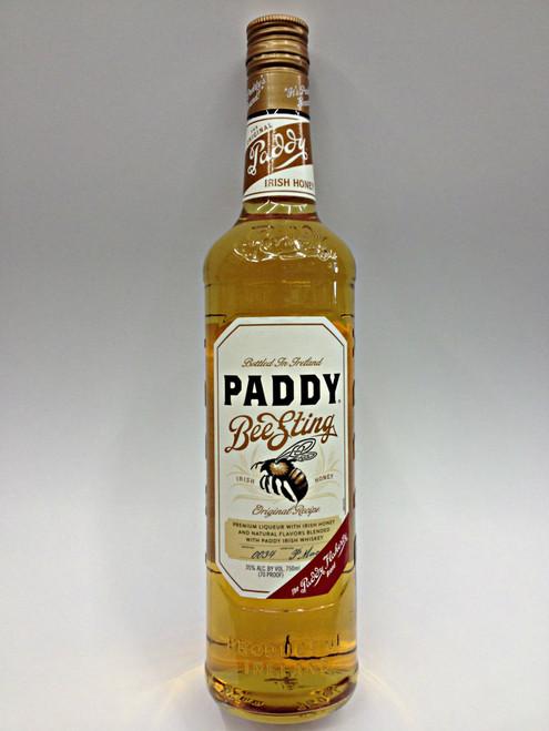 Paddy's Bee Sting Irish Whiskey