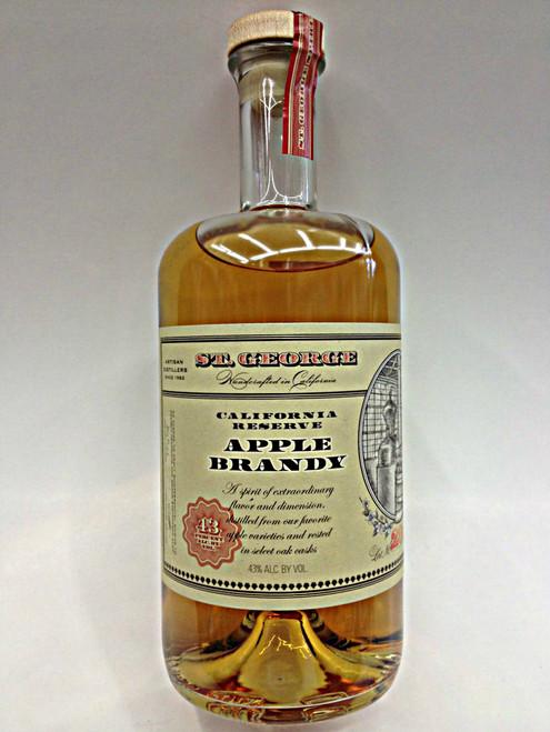 St. George Apple Brandy