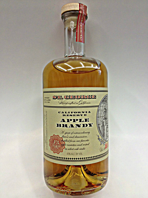 St. George Apple Brandy