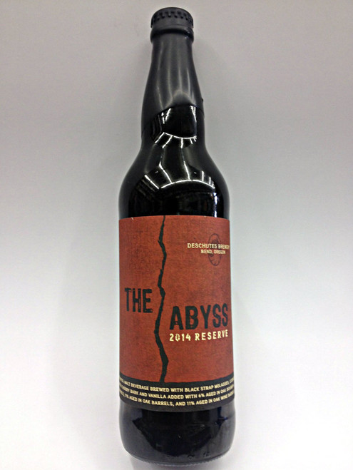 Deschutes The Abyss Imperial Stout 2014