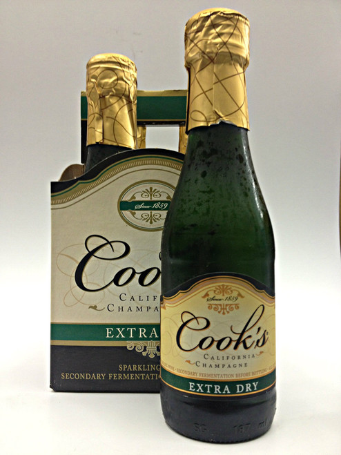 Cook's Extra Dry Champagne