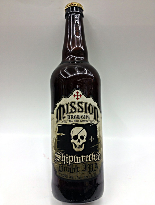 Mission Shipwrecked Double I.P.A.