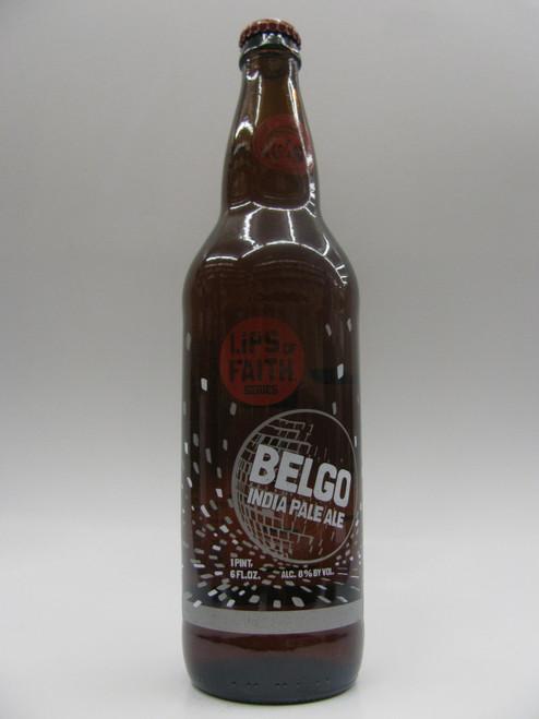 New Belgium Belgo IPA 22oz