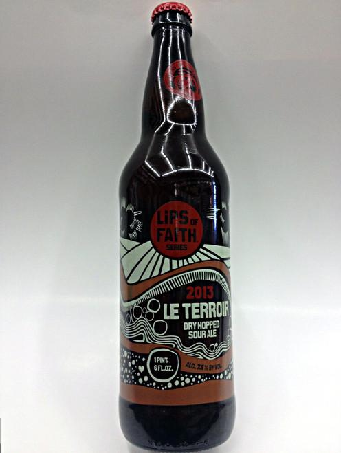 New Belgium Le Terroir Sour Ale 2013
