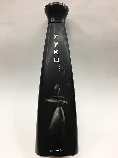 TY KU Sake Ginjo Black