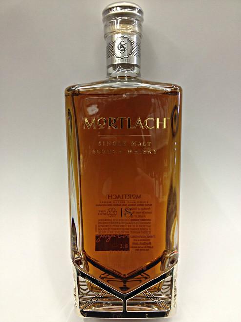 Morlach 18 Year Old Scotch