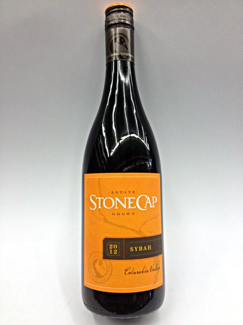 Stonecap Syrah Wine