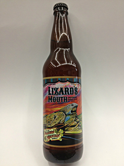 Figueroa Lizard's Mouth Imperial IPA