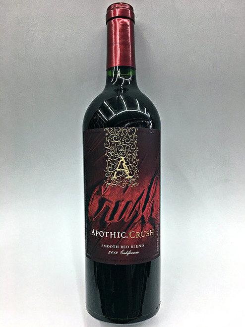 Apothic Crush Limited Edition Red Wine