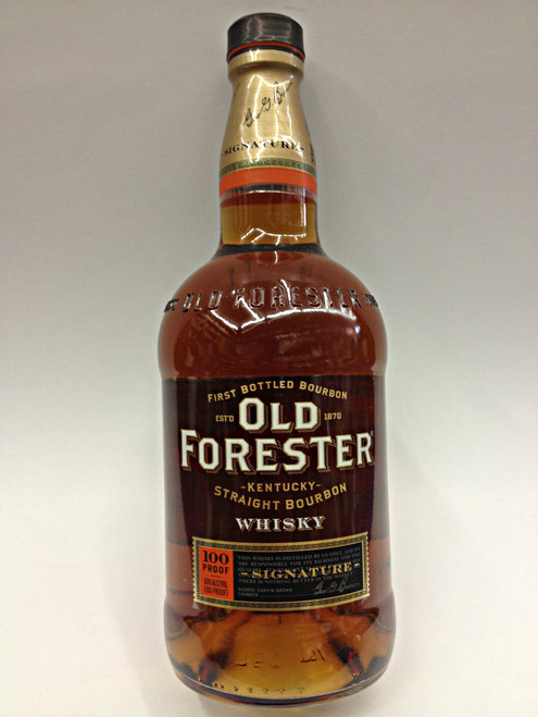 Old Forester Whisky 100 Proof