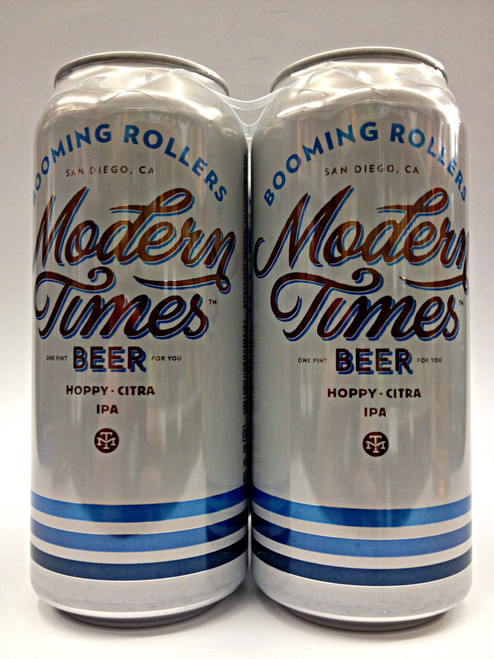 Modern Times Booming Roller