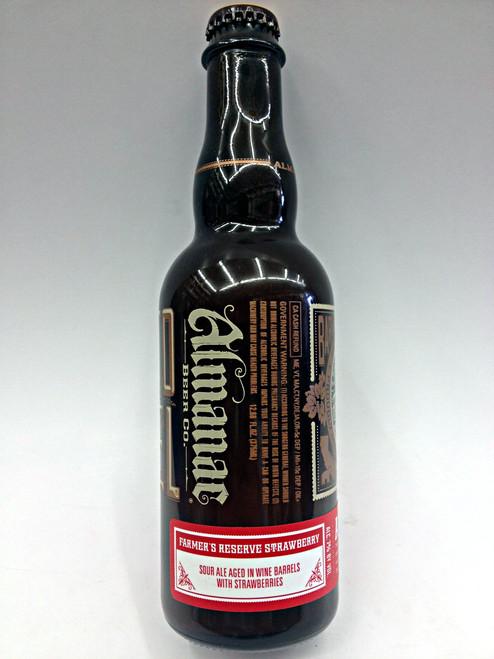 Almanac Farmer's Reserve Strawberry Sour Ale