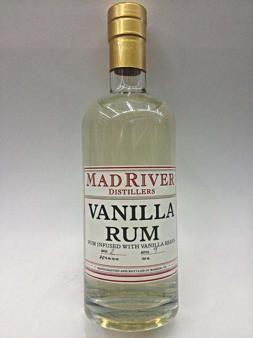 Mad River Vanilla Rum