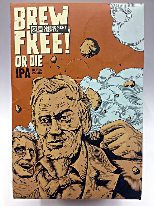 21st Ammendment Brew Free or Die IPA