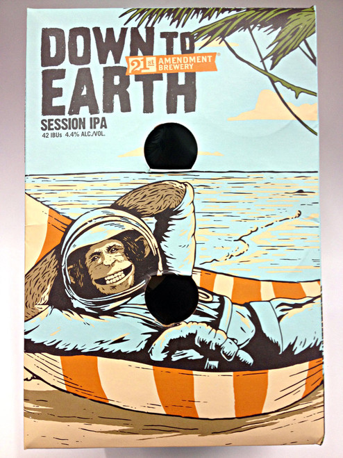 21st Ammendment Down to Earth Session IPA