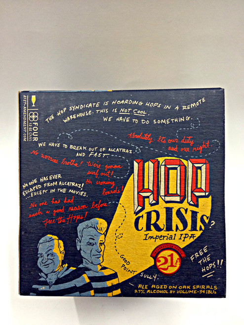 21st Amendment Hop Crisis Imperial IPA