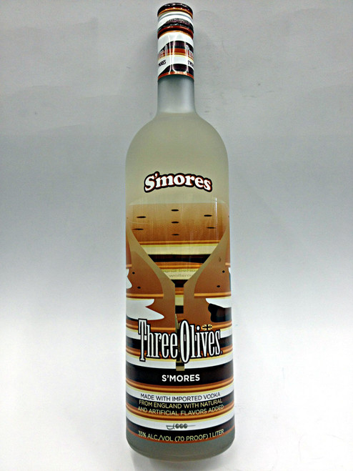 Three Olives S'mores 1 Liter