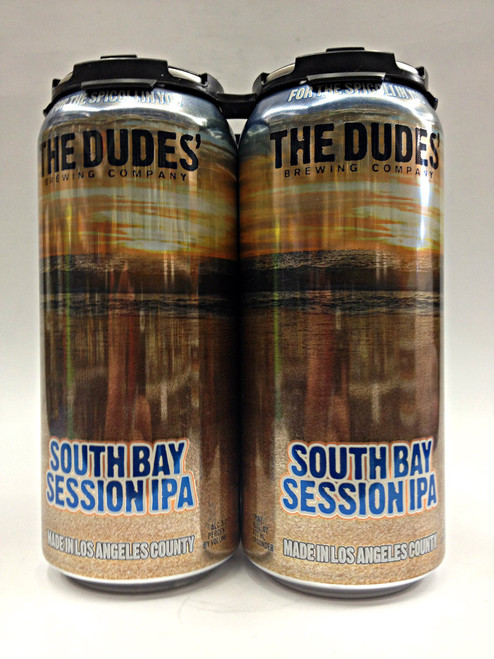 Dudes' South Bay Session IPA