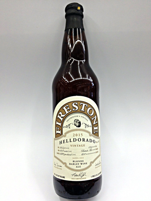 Firestone Walker Helldorado 2015