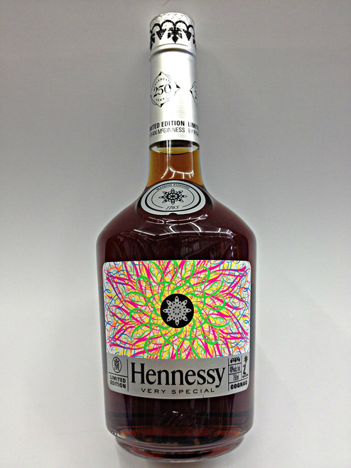 Hennessy Very Special Ryan McGinness Limited Edition