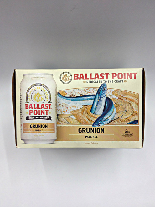 Ballast Point Grunion Cans