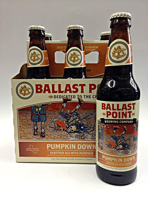 Ballast Point Pumpkin Down Scottish Ale
