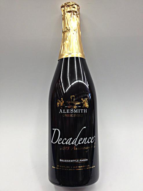 AleSmith Decadence 2015
