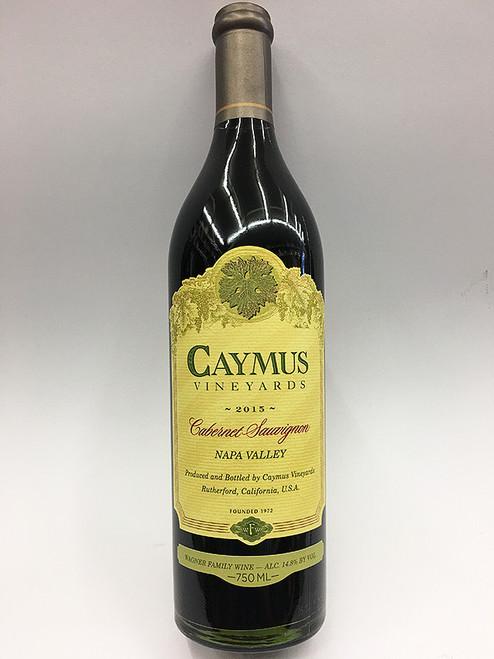 Caymus Vineyards Cabernet Sauvignon Napa Valley