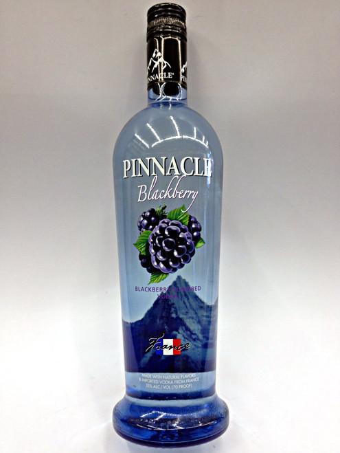 Pinnacle Blackberry Flavored Vodka