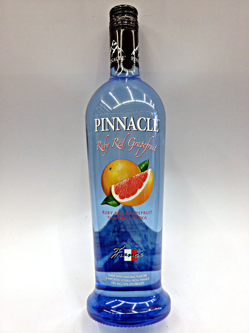 Pinnacle Ruby Red Grapefruit Flavored Vodka