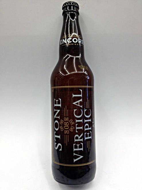 Stone Vertical Epic Ale 08/08/08
