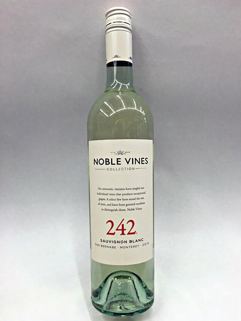 Noble Vines 242 Sauvignon Blanc San Bernabe