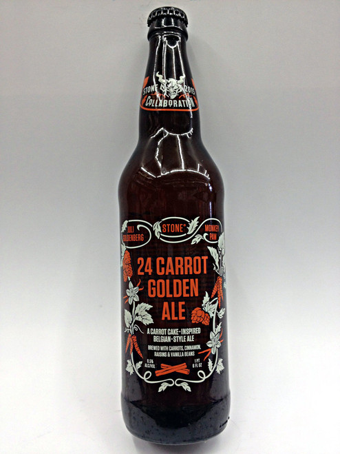 Stone Collaboration 24 Carrot Golden Ale