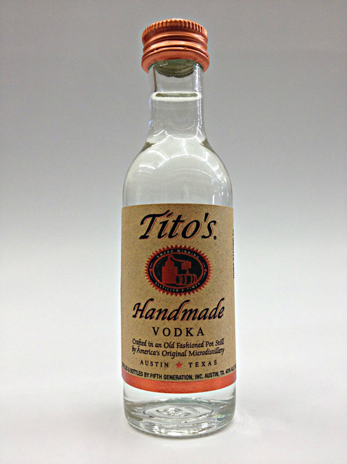 Tito's Handmade Texas Vodka 50ml