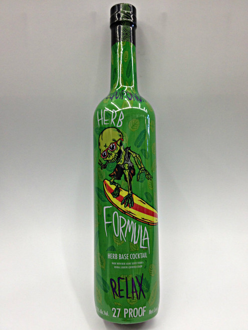 Tequiponch Weed Formula RTD