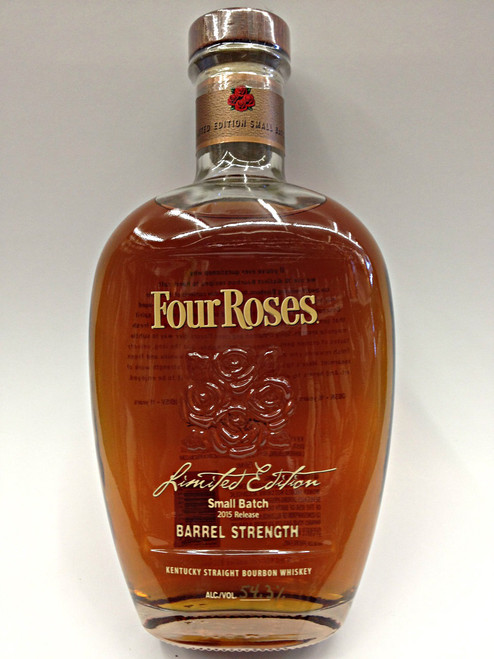 Four Roses Small Batch Barrel Strength 2015