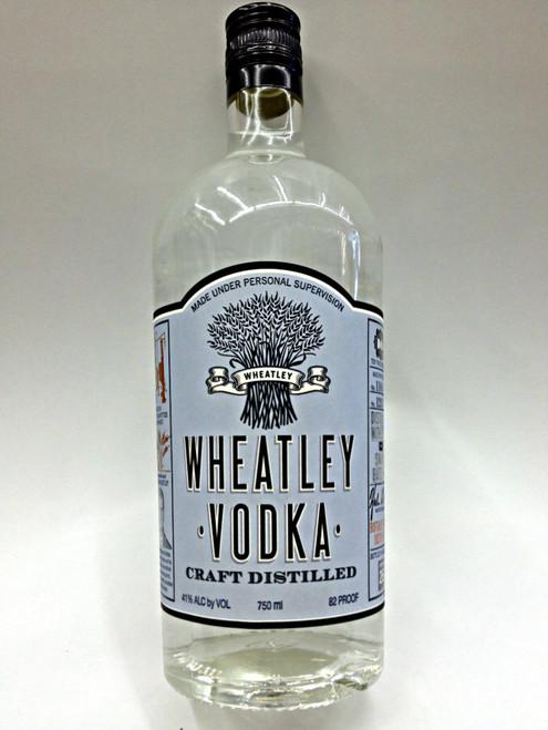 Wheatley Vodka Craft Distilled