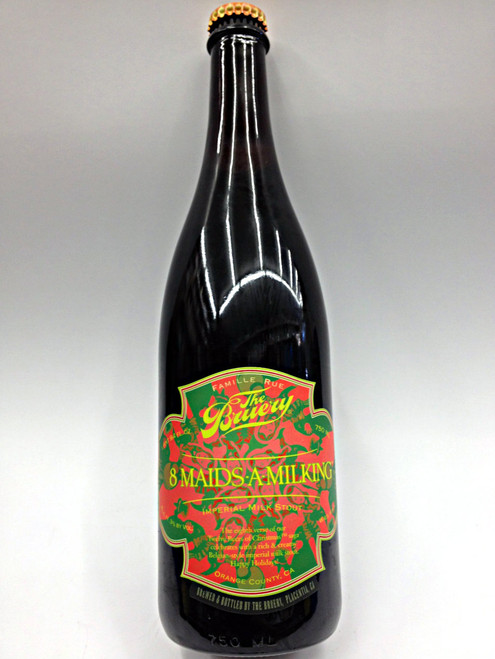 The Bruery 8 Maids A Milking Imperial Stout