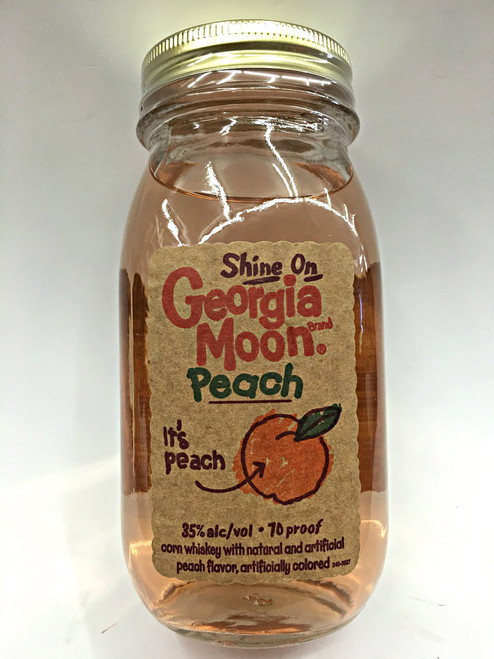 Moonshine Georgia Moon Peach