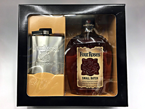 Four Roses Small Batch Bourbon Gift Set