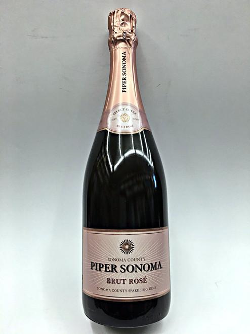 Piper Sonoma Brut Rose Champagne