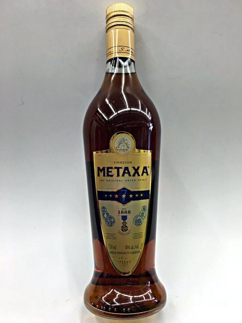 Metaxa 7 Star Greek Liqueur