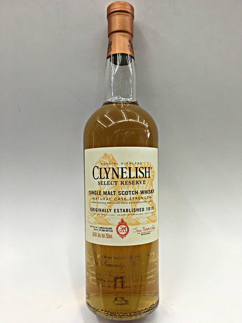 Clynelish Select Reserve Single Malt Scotch Whisky