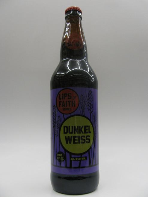 New Belgium Dunkelweiss 22oz