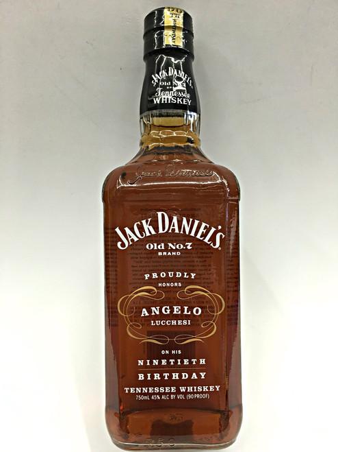 Jack Daniels Honors Angelo Lucchesi 90th Birthday