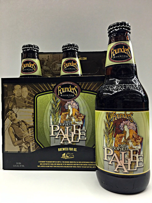 Founders Brewing Co. Pale Ale