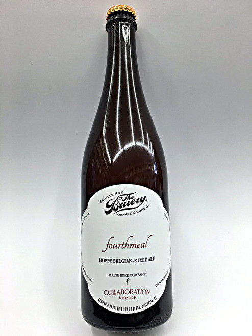 The Bruery and Maine Beer Company fourthmeal Hoppy Belgian Collaboration